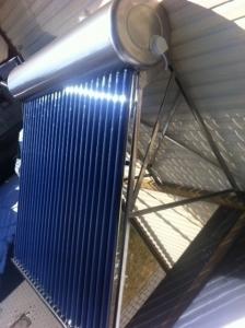 Vakuminiai saules šildytuvai