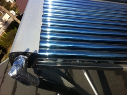Vakuminiai saulės kolektoriai