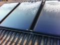 Plokštieji saulės kolektoriai