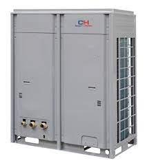 Pramoninis šilumos siurblys oras/vanduo 60 kW