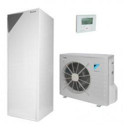 Daikin altherma 10kw integruotas boileris