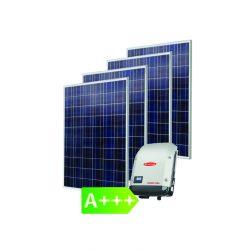 Saulės elektrinė On-Grid 10 kW