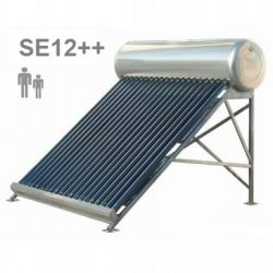 Saulės šildytuvas SE12++
