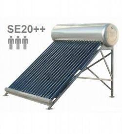 Saulės šildytuvas SE20++