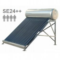 Saulės šildytuvas SE24++