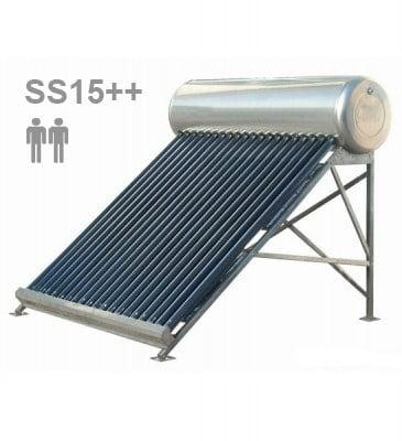 Saulės šildytuvas