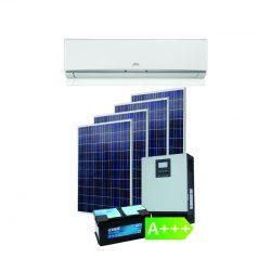 Oro kondicionierius su saulės elektrine