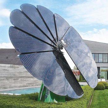 Saulės elektrinė smartflower POP+