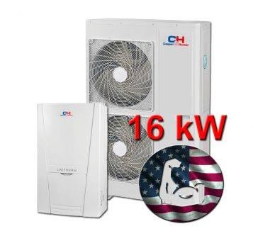 Šilumos siurblys CH-UNITHERM 2+ 16 kW