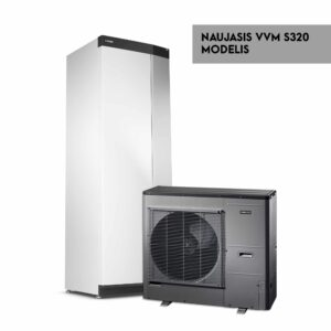 NIBE SPLIT HBS VVM S320