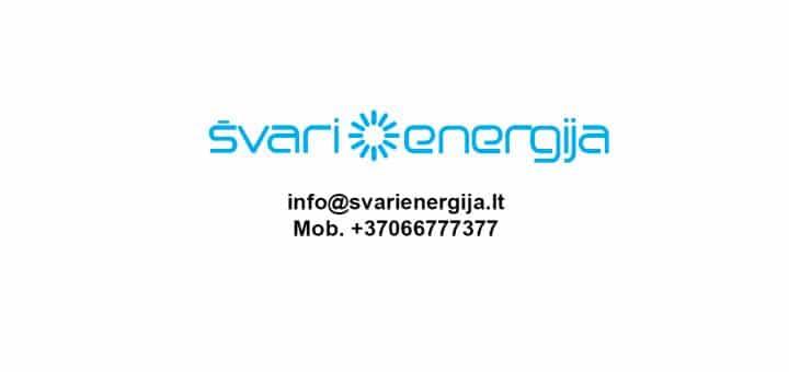 švari energija