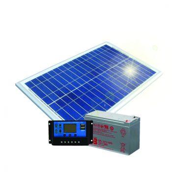 MINI nešiojama saulės elektrinė